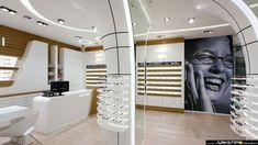 EYEWEAR STORES! Optical shop by Arketipo Design, Rovigo – Italy » Retail Design Blog