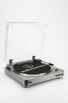 Audio-Technica Belt-Driven Record Player YES I want a record player in my place. shall i go modern or...