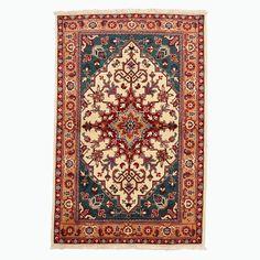 "Heriz Collection Persian Rug, 3'8"" x 5'9"""