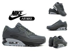 the latest 872ad 8e401 NIKE AIR MAX 90 Essential 537384 059 Casual Shoes Unisex Sneaker