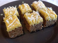 Lemon Slice - PALEO - yahhhh.   If you want the recipe, take a look at our facebook page  LAV KOKONAS