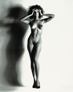 Helmut Newton, 'Untitled   Big Nude Laundry Series', 1993