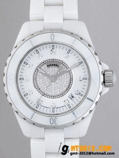 シャネルスーパーコピーJ12 H1759 38mm ホワイトセラミックブレス 12Pダイヤ  市場定価:25500円 小売価格:18500円 ■URL: http://no1copy.net/showproduct-2359.html