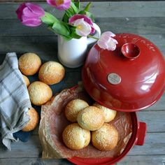Babiččina volba - Recept - Bulky na burgery