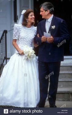 Edwin Schlossberg, Caroline Kennedy, Stars, Wedding Dresses, Fashion, Bride Dresses, Moda, Bridal Gowns, Fashion Styles