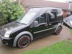 CAMPERVAN-2006-FORD-TRANSIT-CONNECT-BRAND-NEW-CONVERSION