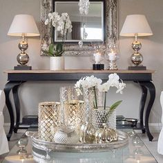 Youngsters Area Home Furnishings 24 Stunning Ideas Modern Living Room Decor Glam Living Room, Home And Living, Living Room Decor, Modern Living, Living Spaces, Home Interior Design, Interior Decorating, Decor Room, Home Decor
