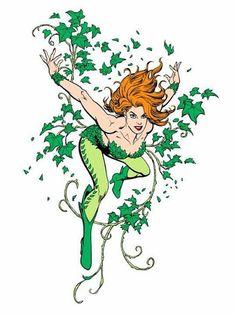 Poison Ivy by Jose Luis Garcia-Lopez
