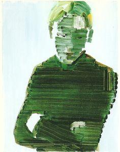 made by: Magnus von Plessen , 'Painting of a woman' - Oil on canvas Painting Inspiration, Art Inspo, L'art Du Portrait, Figurative Kunst, Guache, Art Plastique, Painting & Drawing, Figure Painting, Cool Art