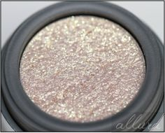 WANT IT :: Stila Magnificent Metals Foil Finish Eye Shadow in Metallic Pixie Dust ($32...eep!...comes w/ a mixing pan & mixing medium though!) :: LOVE this color to use as an accent under a winged line!