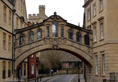 I want to go again.  Hertford Bridge, Oxford's Bridge of Sighs  by markallison22 on deviantArt