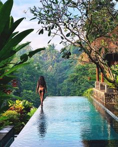 Backyard swimming pool ideas What is the best backyard pool.How do I decorate my backyard with a pool. Where should I put my pool. Ubud, Dream Vacations, Vacation Spots, Romantic Vacations, Italy Vacation, Romantic Travel, Places To Travel, Travel Destinations, The Places Youll Go