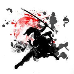 Japan Ninja Art Print