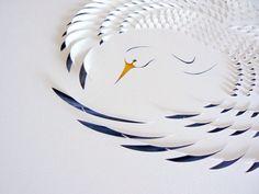 A arte de cortar papel | designerGH