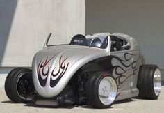 fusca hot rod