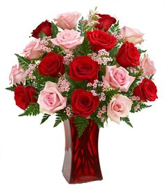 If you want flowers for Valentine's Day, I hope you get them!