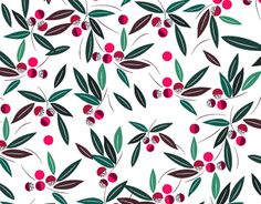 """Check out new work on my @Behance portfolio: """"Flower pattern"""" http://be.net/gallery/40548909/Flower-pattern"""