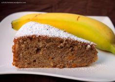 Saftiger Marzipan-Haselnuss-Kuchen