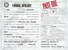 Accept my apology if convenient.  If not convenient, still accept it.  <3
