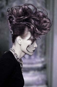 Hair & Photo by Ron Soto. Breathtaking!