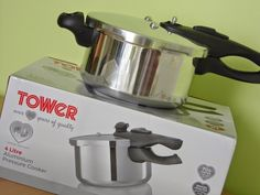 emily's recipes and reviews | uk food blog: Tower pressure cooker paella recipe.