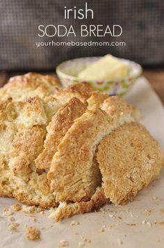 Irish Soda Bread - your homebased mom