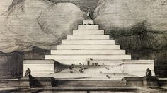 potential Lincoln Memorial design  AIB