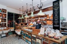 Crustó Bakery by Eva Cheung - Barcelona