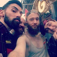 Bare that beard!  Don't forget to enter our #BristlrPride #competition!  #beard #beards #beardy #bearded #beardedman #beardedmen #beardedgentleman #beardlife #beardlove #beardlover #beardporn #beardsandtattoos #beardsofinstagram #beardstagram #instabard #teambeard #beardclub #allthebeards #fortheloveofbeards #Bristlr #ShowUsYourBristles #BareYourBeard