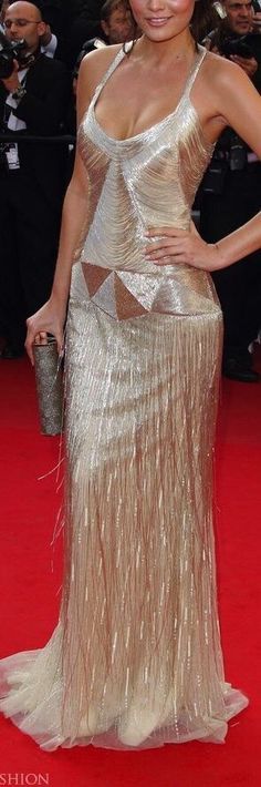 Roberto Cavalli... i dont like the stomach but i love the fabric :)