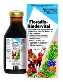 With the end of summer comes the moment when we must prepare for the strengthening of the body. This is our proposal for the smallest ☺ Floradix Kindervital - for a balanced, healthy, vital and smiling childhood!
