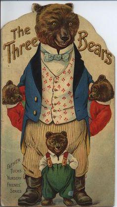 Printables Vintage 1930 S Nursery Rhyme Scene
