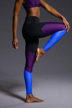 ONZIE High Rise Track Legging - Dhalia Combo. Playeras DeportivasConjuntos  De RopaDeportesRopa Deportiva MujerEjerciciosEspacioDesgaste ... 787848a038f44