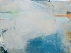 """Zephyr"" by David Mankin, mixed media on canvas, 95 x 110cm, £1650."