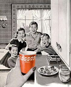 ¡Sorpresa, los vasos son Dixie!