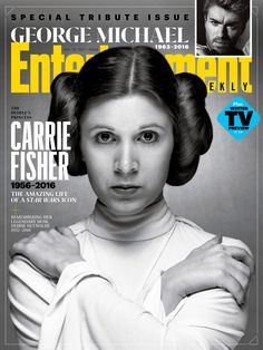 Remembering 'Star Wars' legend Carrie Fisher