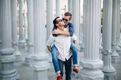 Mark and Ethan // Lifestyle Portraits