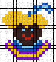 Zwarte Piet from Pearler Beads Craft Activities For Kids, Diy Crafts For Kids, Saints For Kids, Saint Nicolas, Little Cotton Rabbits, Pearler Bead Patterns, Iron Beads, Melting Beads, Marianne Design