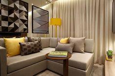 Decoração para sala de estar Reciclar e Decorar - Blog de Decoração e Reciclagem