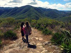 Trekking #Hierveelagua