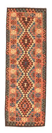 Kilim Afghan Old style rug 2′4″x6′6″