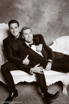 Lance Bass and Michael Turchin's Wedding Ceremony and Reception at Park Plaza Hotel (Michael Segal Photogrpahy)