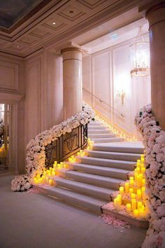 This Flower-Filled Paris Wedding is an Absolute Fairytale – Wedding Decor Floral Wedding Decorations, Wedding Themes, Wedding Designs, Wedding Flowers, Wedding Venues, Wedding Ceremony, Wedding Photos, Bridal Pics, Aisle Decorations