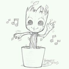 Groot i love this one!