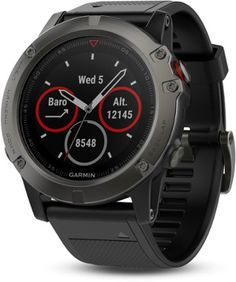 With full-color mapping on top of an already robust array of functions, the Garmin Fenix 5X Sapphire multisport GPS heart rate monitor watch stands out as a premier training and adventure companion. Available at REI, 100% Satisfaction Guaranteed.