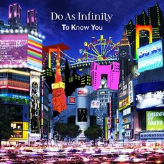 Do As Infinity x Hiroyuki Sawano – To Know You (Single) - Download MP3 320KB