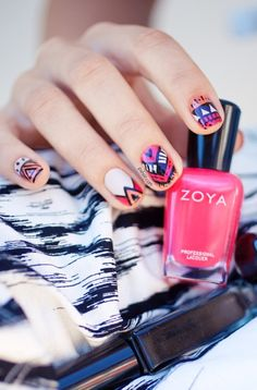 Perfect for summer...... I love that tribal look
