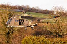 Aerospatiale AS-532UL Cougar - T-333 - Swiss Air Force