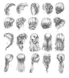 Hair | 26 фотографий