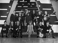 The Merseybeat in Liverpool, 1963. #Cilla #BillyJKramer #Beatles #Searchers